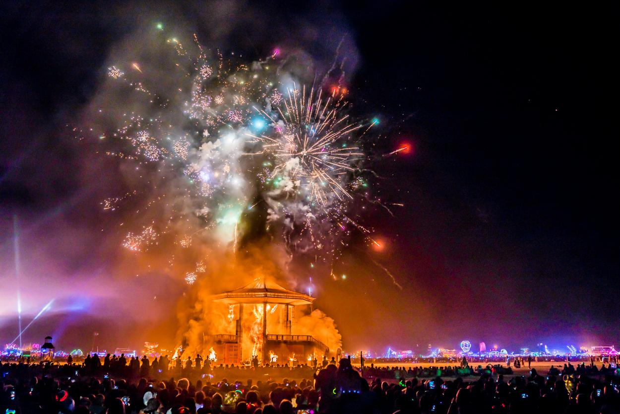 Burning Man, 2017